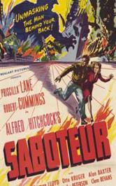 Movie - Saboteur