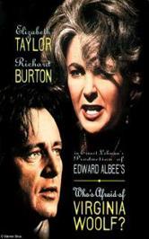 Movie - Whoe's Afraid of Virgina Woolf?