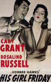 Movie - His Girl Friday