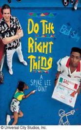 Movie Poster: Do the Right Thing (1989)