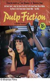 Movie Poster - Pulp Fiction