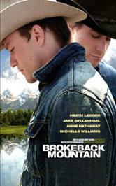 Movie - BrokeBack Mountain